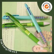 3 color ballpoint pen erasable promotional pen with logo (X-8850)