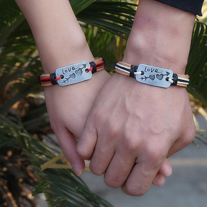 Как сделать браслет на день всех влюбленных