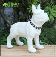 Wholesale Decorative Garden Polyresin Dog
