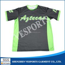 Customized design full buttom sports softball jersey