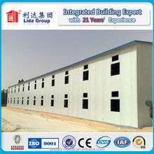 2015 Hot sale economical for workers prefab house