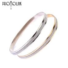 Fashion rose dual circle matt alloy Cuff Bracelet