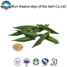 natural herb 10:1 Okra Extract /okra seed extract/pure okra fruit extract