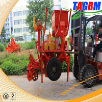 agricultural planting machine with fertilizer/planting cassava seeder/2AMSU cassava machine