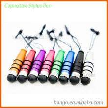 High Sensitivity Bullet-Shaped Capacitive Touch Screen Stylus Pen For Galaxy Note