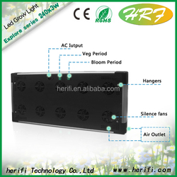 Hot Promotion Explore 600W LED Grow Light High Power Grow Equipment Grow Light Best Used Agricultural Plants Veg&Bloom 1200w