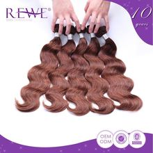 Good Price Real Human Hair 350 Edge Color Hair Extensions Blue Products Weave