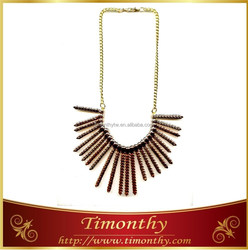 Alloy jewelry new gold chain design for men