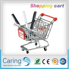mini super market shopping cart as a gift