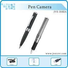 JVE-3102A micro camera pen,mini hidden camera pen,pen camera recorder