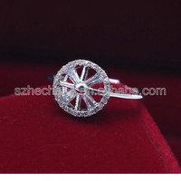 Multifunctional new england patriots super bowl ring of championship in 2015 lashing ring engagement ring