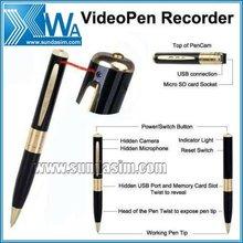 1280*960 HD Pen Camera, HD Camera Pen With 3240*2880 Photo Resolution