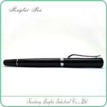 customized logo metal protable metallic vip wet ink well being wheel promotion pen