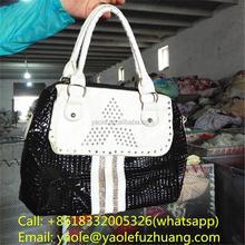 Segunda mano ropa bolsos ropa usada en fardos miami