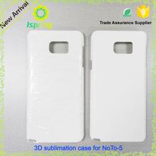 3D high-heat-resistant sublimation phone case
