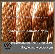 hard drawn bare copper