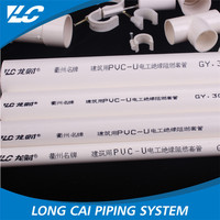 Hot Selling Promotional Lightweight Plastic Pipe