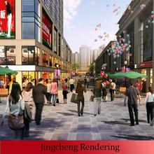 3d rendering india/ rendering photos for world real estate developer