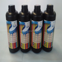LED UV ink for Epson DX5/6/7 printing for hard & soft material/uv inkjet printer ink
