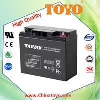 Sealed Lead Acid UPS Battery 12V 18AH SLA lead acid battery