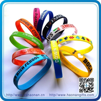 mothers day wholesale surprise gifts silicone wristband from handicraft