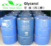 Pharmaceutical glycerine ,clear glycerine soap base for sale Cas:56-81-5
