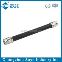 """3/8""""jumper cable with din female to din female connector"""