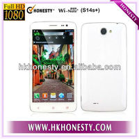 5inch MTK6589 FHD Android Cellphone with Dual Sim Cards