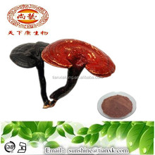 Natural Pure Reishi Mushroom Extract Powder / Mushrooms Powder Price/ Reishi Mushroom Spore Powder For Sale