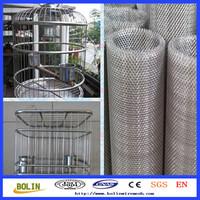 Sale Price 304 Stainless Steel Bird Cage Wire Mesh/Metal Screen/Mesh Nettings
