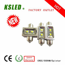 factory supply SJ Festoon led door light 12V/24V ,1.5W-15W led car light IP67 2 year warranty