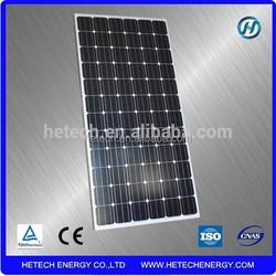A Grade Yingli solar cell Mono 310w solar pv panel Best Price