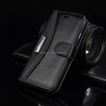 Fashion Leather Wallet Book Cover Mobile Phone Case Cell Phone Case for iphone 6s