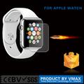 100% pieno schermo copertina!! Tpu materiale opaco anti- impronte digitali protezione dello schermo per apple watch