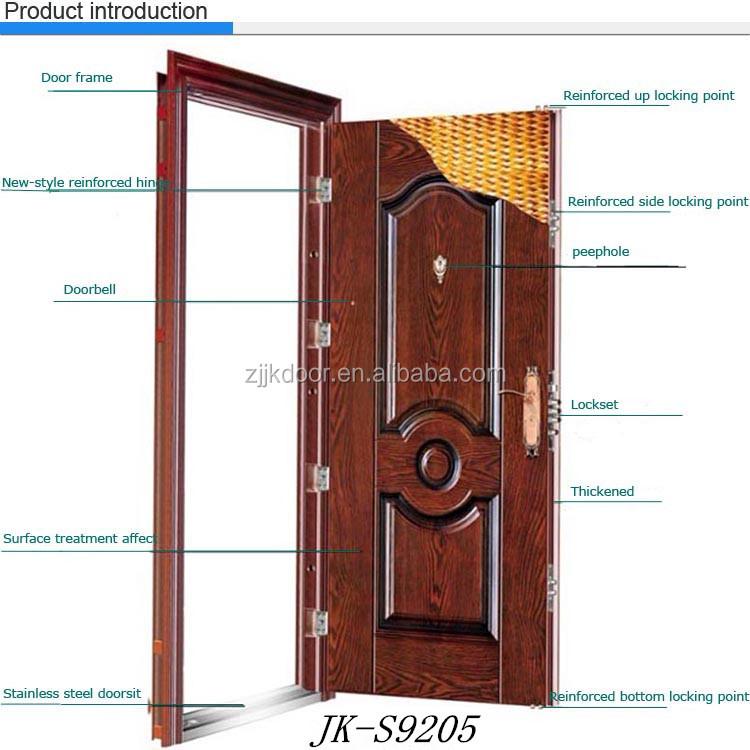 Metal Exterior Door Handle  DeLorean Parts USA