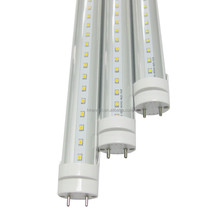 CE Rohs listed led t8 tube light with rotatable G13 ends