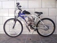 two stroke engines 50 cc/beach cruiser bicycle/scooter motocycle