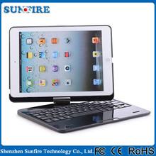 Bluetooth wireless keyboard Case for ipad case with keyboard, for ipad keyboard case, for ipad air keyboard case