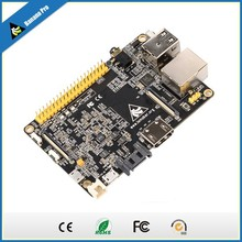 Dual ethernet board Banana Pro with wifi module has excellent compatibility with respaberry pi, better than banana pi ,