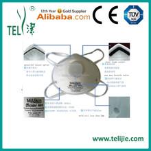 Dust respirator,FFP1,FFP2,N95,carbon active