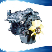 6 Cylinder 4 Stroke BF6M1015CP Small Diesel Engines For Sale