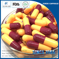 empty gelatin capsule shell healthy capsule for capsule filling machine manual