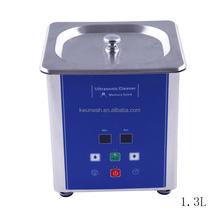 ultrasound cleaning machine eumax digital dental ultrasonic cleaner UD50S-1.3LQ