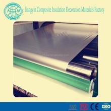 90g/m2 weight fabric cotaed aluminum foil full of quality