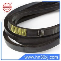 China supplier high quality small order common drive belts /machine belts