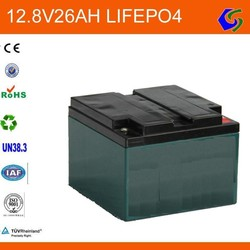 lead acid replacement lithium ion battery pack lifepo4 12V 30ah