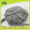 Oeko-Yex knitting scarf super thick crochet yarns fancy acrylic polyester blended knitting yarn