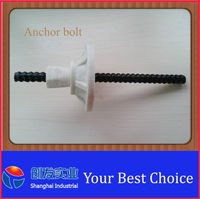 Light weight FRP anchor bolts constructed in tunnel