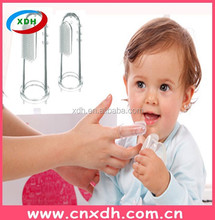 2015 new products baby banana bendable training toothbrush, infant