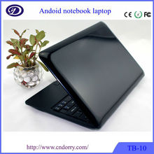 10 pulgadas android mini ordenador portátil, 2014 nuevo ordenador portátil netbook